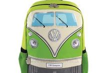 Green Campervan Gift Collection / All our Green Campervan Gifts collected together for our favourite Green campervan owners and fans. Green is the best colour of course....