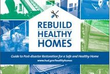 Restoring Your Home After a Natural Disaster / Resources and information to help you return home after a disaster strikes.