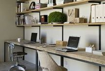 Office Design Ideas / Office Design Ideas for small space and Architectural Decor