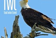FWT Magazine #5 - Sept 2016 / Issue Five of the quarterly FWT Magazine: food wine travel. Featuring USA and Canada