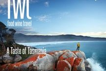 FWT Magazine #3 - Mar 2016 / Issue Three of the quarterly FWT Magazine: food wine travel. Featuring Fine Beverages