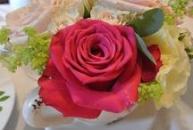 Flower Arrangements for Tea Parties