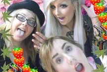 Purikura / Gyaru Style/Japanese Photo Booth Photos