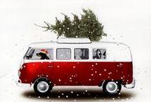 in christmas... / ...chocolate caliente, botas y bufanda, fiestas con la familia, leer mientras fuera hace frío, buscar regalos, ...