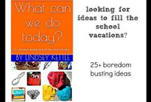 101 things to do with kids / This board is all about the activities that we have done on our blog.