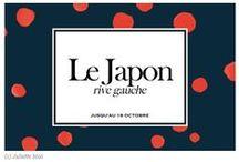 Le Japon Rive Gauche / #LeBonMarché Rive Gauche met le Japon à l'honneur au sein d'une grande exposition. Du 30 août au 18 octobre 2014, découvrez le meilleur des univers Mode, Beauté, Déco et Gastronomie made in Japan, version Rive Gauche. #JaponRiveGauche