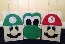 Mario Bros / Fiesta Seb's