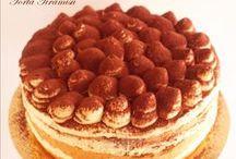 Torták, sütik / Torták szüinapra, sütemények