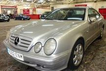 """Mercedes / """"The best or nothing"""" http://www.johnpye.co.uk/vehicles/"""