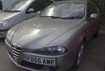 "Alfa Romeo / ""Driven by passion"" http://www.johnpye.co.uk/vehicles/"