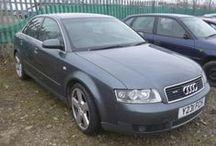 Audi / Advancement through Technology http://www.johnpye.co.uk/vehicles/