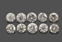 Diamonds / Diamonds and Gemstones to inc. Rubies, Sapphires, Emeralds, Tanzanite and pearls