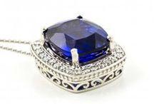 Tanzanite / Magnificent tanzanite gemstones and jewellery