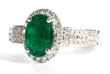 Emerald / Astonishing emerald gemstones and jewellery