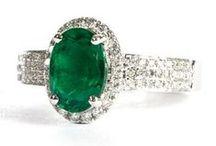 Emerald / Astonishing emerald gemstones and jewellery
