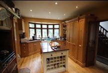 Kitchen ideas / Stunning kitchens www.johnpye.co.uk/property