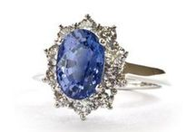 Sapphire / Fantastic sapphire gemstones and jewellery www.johnpyeluxury.co.uk