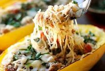Healthy Dinner Ideas / Keeping dinner light and easy