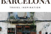 Barcelona Travel Tips / The ultimate Barcelona bucket list