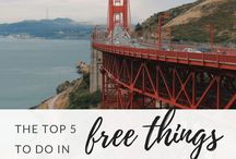 San Francisco Travel Tips / The ultimate San Francisco bucket list