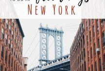 New York Travel Tips / The ultimate New York bucket list.