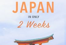 Japan Travel Tips / The top things to do in Japan for budget travellers and adventure lovers.