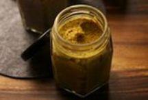 La Mostaza / Una semilla tan pequeña que usada con creatividad, consigue realzar el sabor del producto natural. Eso es Mostaza.