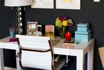Home Office Trends / Current trends for home offices.
