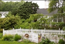Garden: Design & Tips / Garden Design, Layouts, Whimsical Decorations / by Tracy St Onge Lamie