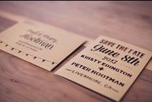 wedding • invitations