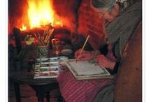 Illustrating:  Beatrix Potter, Tasha Tudor, Carl Larsson, N.C. Wyeth & other favorite illustrators / by Dianne Coleman (Yarbrough)