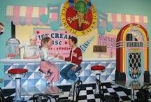 Ice cream parlour party / Ice cream parlour party inspiration!