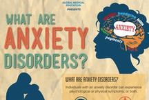 Education & Awareness / Understanding the facts of anxiety disorders.
