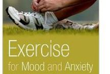 Exercise / Find information on how staying active can aid in managing anxiety.