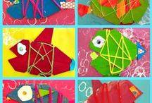 Nápady,tvoření / výtvarných nápadů