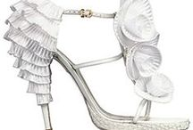 Art of Shoes & Bags ~ Shades of White
