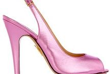 Art of Shoes & Bags ~ Shades of Pastel Pink