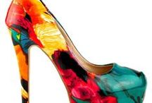 Art of Shoes & Bags ~ Shades of Print