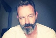 beard • mustache