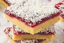 Blondies & Bars / Fruit Bars, Blondies, if you're looking for a bar, make a pit stop here!