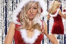 Xmas Lingerie / Τα πιο sexy Χριστουγεννιάτικα Εσώρουχα είναι εδώ: http://www.lingeriecenter.gr/ #lingerie #xmas #red