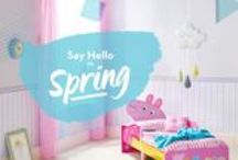 HelloHome: What's New / The new products from our Spring/Summer 2015 StarBright and BearHug ranges.