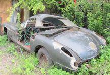 Abandoned Corvettes / Sad / by Jim Hayes
