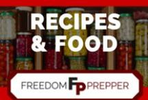 Recipes and Food Storage / Recipes and food storage ideas for survival prepping.