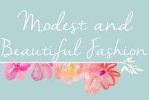 Modest & Beautiful Fashion