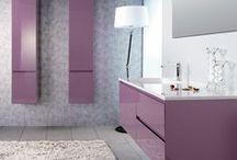 Meuble Vasque Model / Le meuble Vasque Model propose 5 coloris, 2 largeurs, 4 configurations. Pour une personnalisation selon les goûts et les besoins de tous. Parfaitement intégré à la salle de bains, il apporte élégance et fonctionnalité.