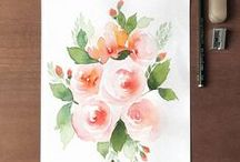 Mayline's Watercolor Painting / Mayline's Watercolor Painting