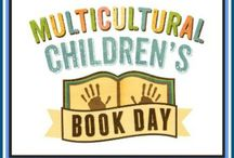 Multicultural Children's Book Day - MCBD / An annual event in the month of January to showcase books with diverse content.