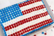 4th of July / The best treats of the 4th!