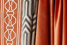 Window Treatments / Window treatments, draperies, blinds and details